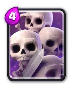 armee de squelette