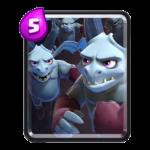 Carte Horde de Gargouilles Clash Royale (Minion Horde)