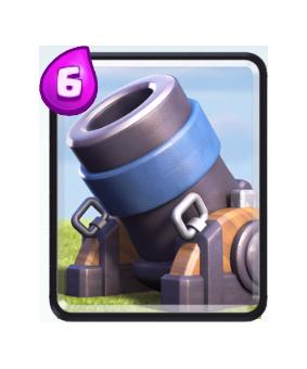 Image mortier Clash Royale (Mortar)