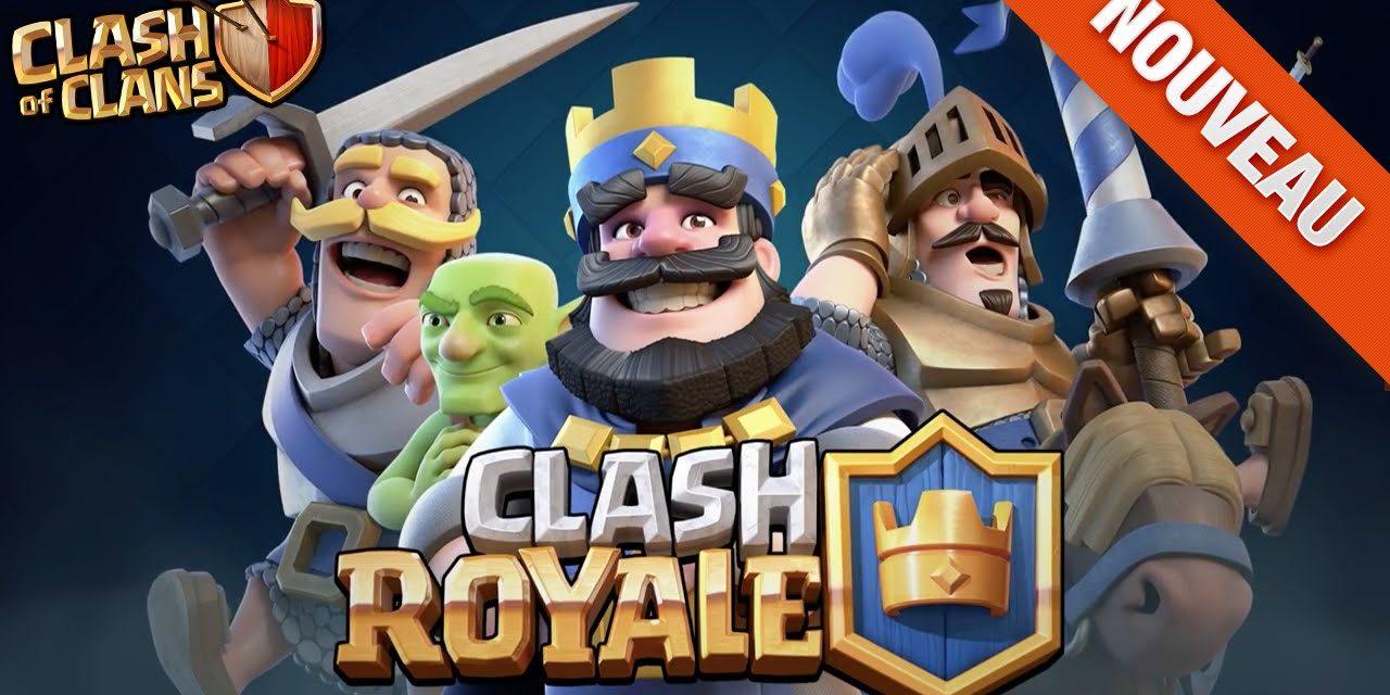 La mise à jour de Clash Royale est enfin disponible