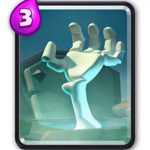 Carte Pierre Tombale Clash Royale (Tombstone)