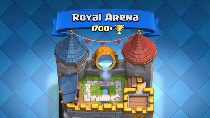 Ar ne 7 ar ne royale royal arena ar nes clash royale for Clash royale meilleur deck arene 7