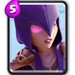 Carte Sorcière Clash Royale (Witch)