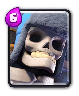 Squelette Geant Guide Et Astuce Sur Clash Royale De