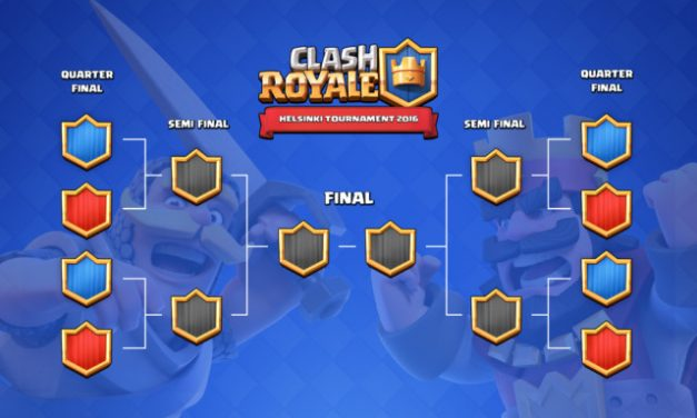 Premier tournoi officiel de Clash Royale le 16 Avril !