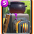 La carte Fournaise de Clash Royale (Furnace)