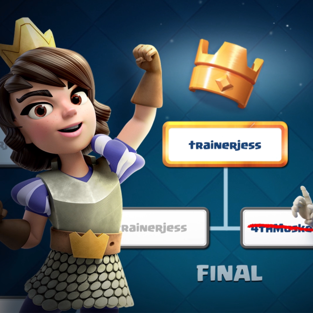 princesse clash royale