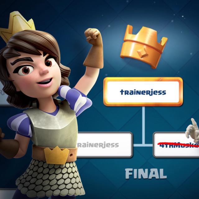 princesse clash royale