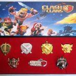 goodies badge ligue clash of clans