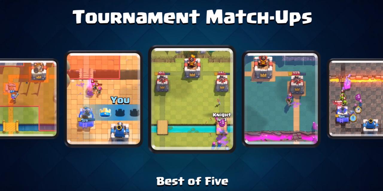 Comment créer son propre tournoi sur Clash Royale ?