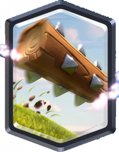buche - log clash royale