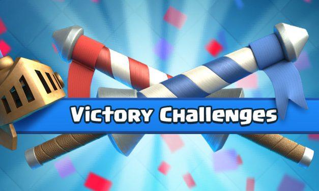 SNEAK PEEK #3 : Nouveau mode Challenge et modifications des tournois