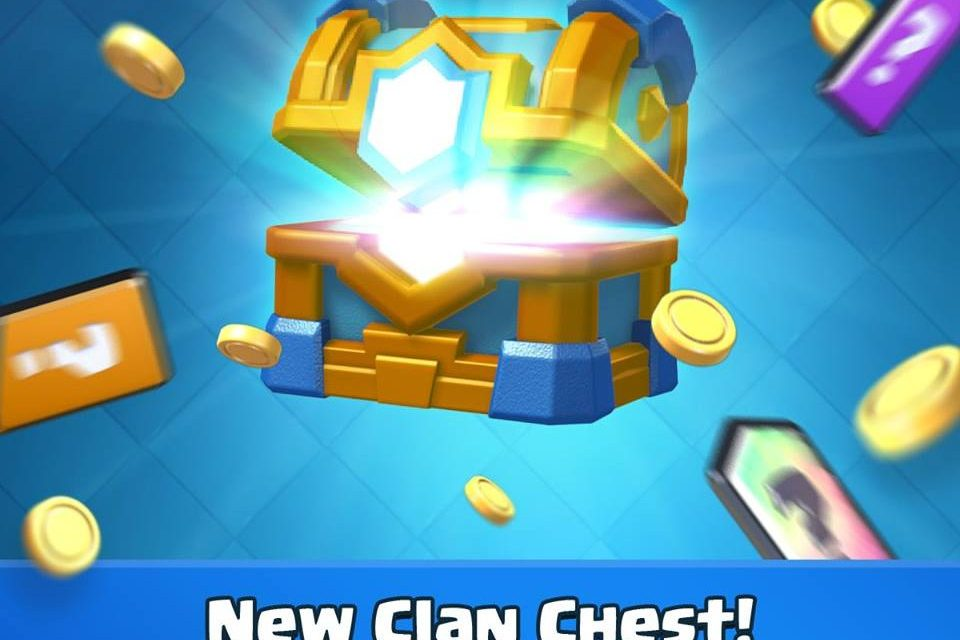 [Sneak peek] Le coffre de clan !
