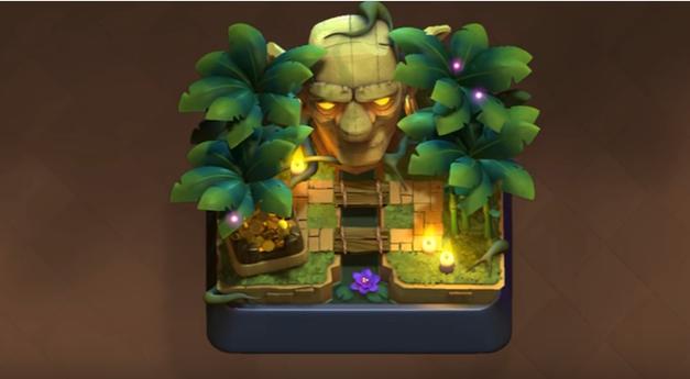 [Sneak Peek] Nouvelle arène 9 : Arène sauvage (jungle arena)