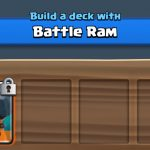 Deck Bélier de Combat pour 12 victoires au défi !