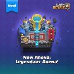 SNEAK PEEK 3 : Nouvelles Arènes : Legendary Arena (3800Tr) et Hog Mountain (3000Tr)