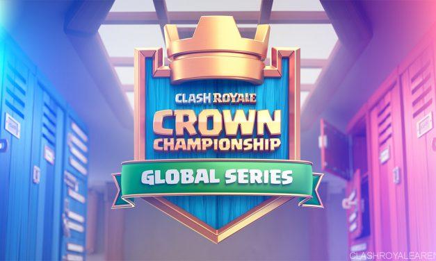 Crown Championship sur Clash Royale : la Coupe du Monde démarre !