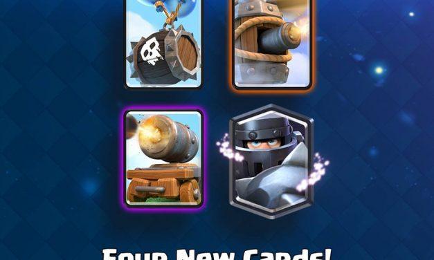 [SNEAK PEEK #2] 4 cartes, 1 Légendaire : Mega Chevalier !
