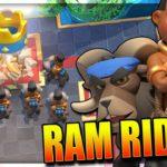 Cavabélier (Ram Rider) : Nouvelle Carte Légendaire Clash Royale – 20 Décembre 2018